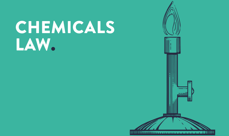 <p>Chemicals law</p>