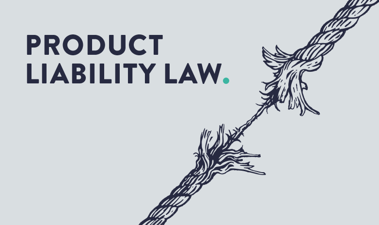 <p>Product Liability Law</p>
