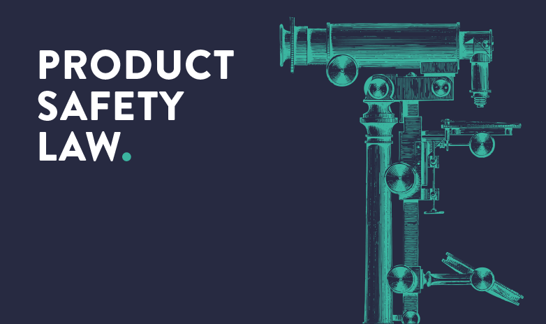 Product safety law preview image